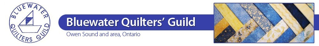 Bluewater Quilters' Guild